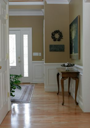 For Great Interior Painting Call Those Guys